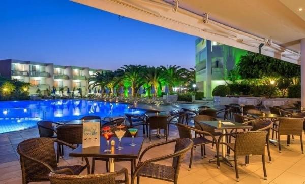 Hotel Atrion Chania Agia Marina bazen