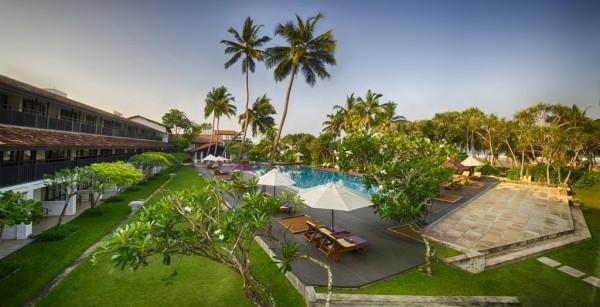 Hotel Avanti bentota Sri Lanka more okean letovanje februar mart leto izgled spolja