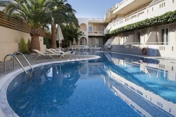 Hotel Axos 3* Retimno Bazen