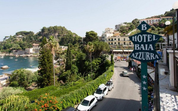 HOTEL BAIA AZZURRA SICILIJA PONUDA