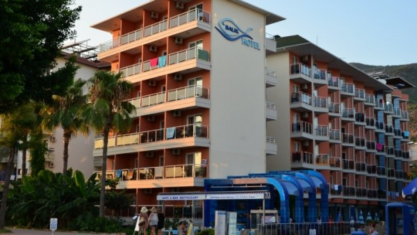 HOTEL BALIK Turska Alanja leto plaže i hoteli Alanja letovanje Turska last minute