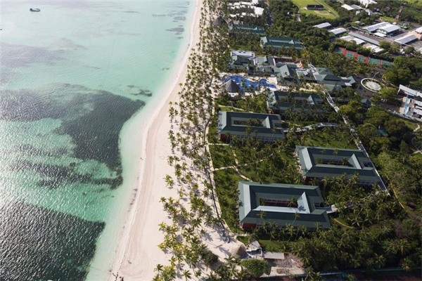 hotel barcelo bavaro beach dominikana dreamland