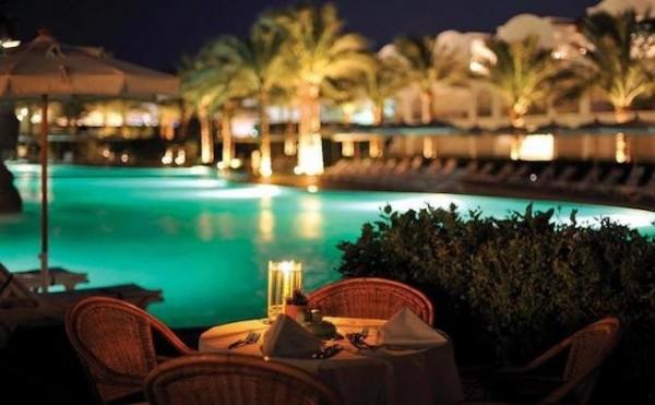 Hotel Baron Palm Resort Sharm El Sheikh 5* Bazen noć