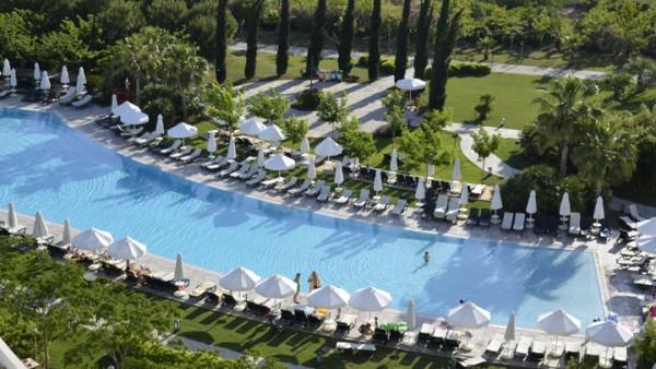 HOTEL BARUT LARA TURSKA ANTALIJA - LARA LETO ARANŽMANI AVIONOM