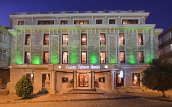 hotel best western antea palace istanbul aranzmani