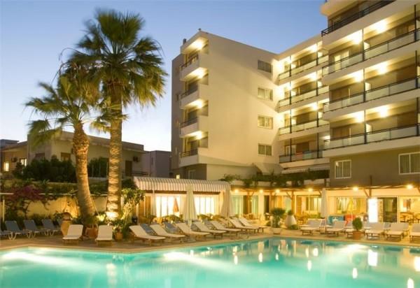 HOTEL BEST WESTERN PLAZA RODOS GRCKA SLIKE