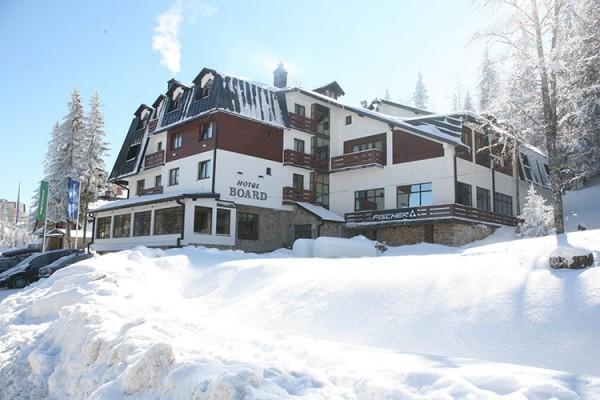 Hotel Board Jahorina zimovanje sezona skijanje cena ponuda