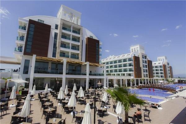 Hotel bone club side more leto turska letovanje avionom paket aranžman povoljno spolja