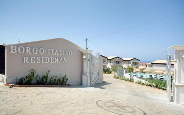 Hotel Borgo Italico letovanje Kalabrija Italija paket aranžman more smeštaj