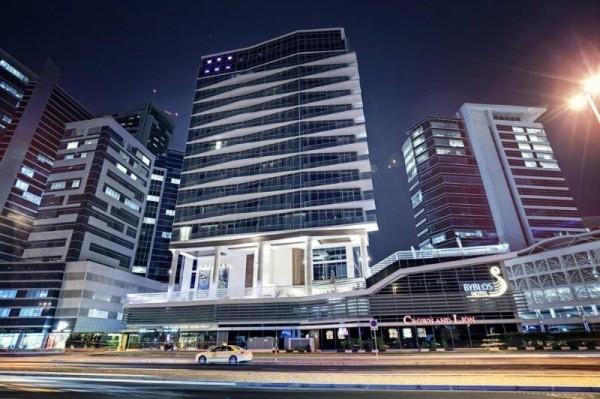 HOTEL BYBLOS TECOM DUBAI CENOVNIK