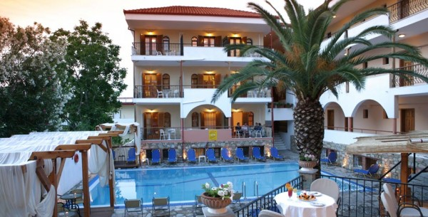 Hotel Calypso Hanioti HOTELI U HANIOTIJU LETO PONUDA