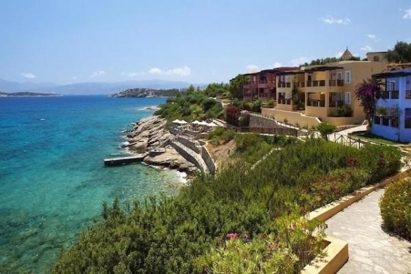 Hotel Candia Park Village 4* Agios Nikolaos Plaža