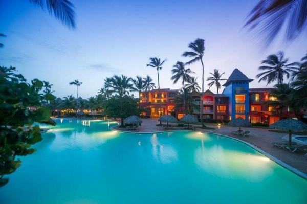 HOTEL CARIBE CLUB PRINCESS BEACH RESORT & SPA PUNTA CANA CENE