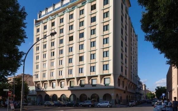 HOTEL CATALUNYA ALGHERO SARDINIJA ITALIJA more mediteran letovanje spolja