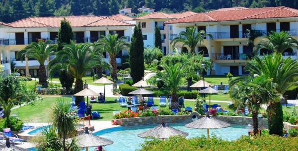 CHROUSSO VILLAGE KASANDRA GRČKA LETOVANJE HOTELI PONUDA
