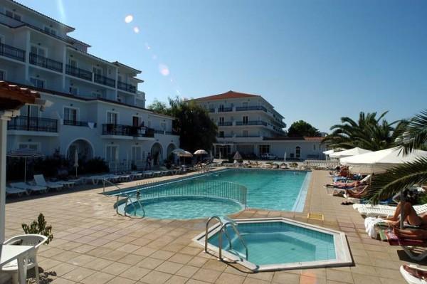 Hotel Chrissy Akti - Argasi / Zakintos - Grčka avionom