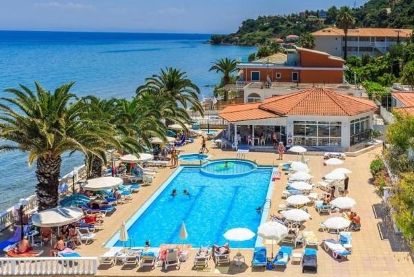 Hotel Chryssi Akti Argasi letovanje Zakintos more Grčka ostrva paket aranžman
