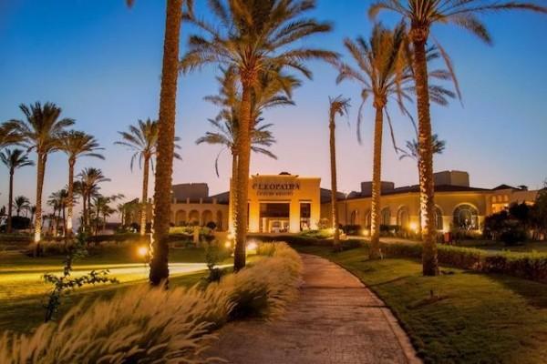 HOTEL CLEOPATRA LUXURY RESORT SHARM EL SHEIKH ulaz