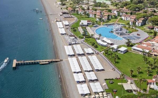 Hotel club marco polo holiday village Kemer more leto Turska letovanje paket aranžman
