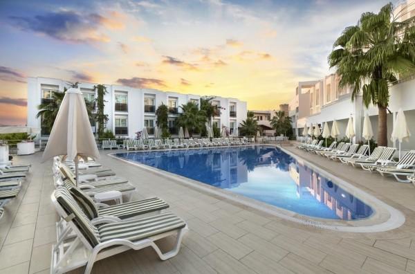 HOTEL CLUB SHARK BODRUM TURSKA FOTOGRAFIJE