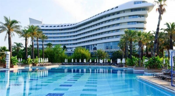 TURSKA ANTALIJA HOTELI 5* LUX DREAMLAND
