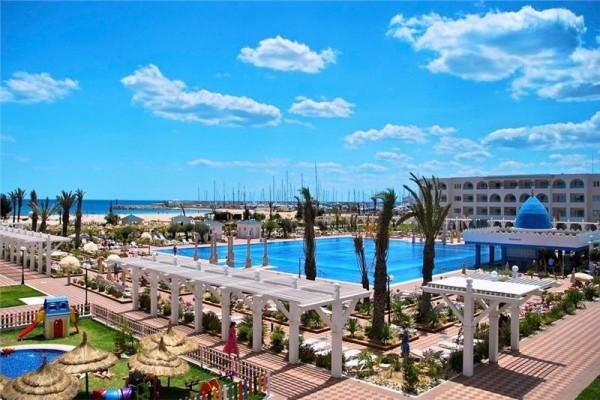 Hotel Concorde Marco Polo Jasmin Hamamet Letovanje Tunis paket aranžman