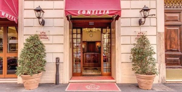hotel contilia rim italija dreamland