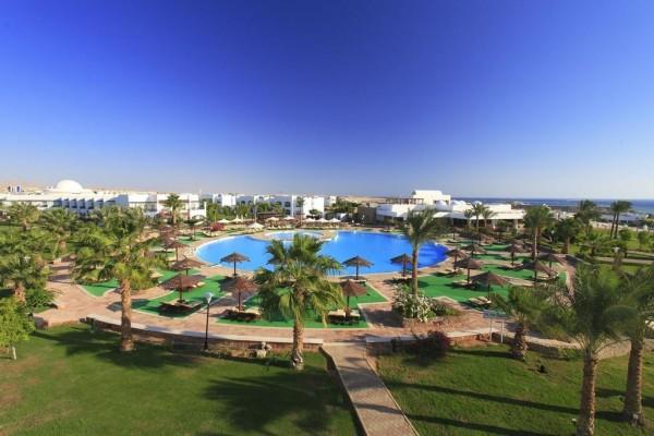 Hotel Coral Beach Resort Montazah - The View 4*
