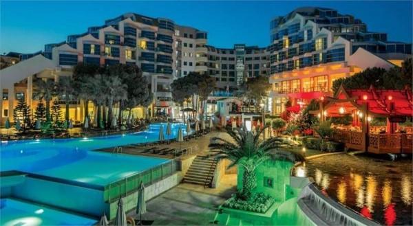 HOTEL CORNELIA DELUXE BELEK TURSKA