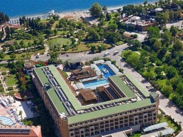 HOTEL CRYSTAL DELUXE KEMER TURSKA