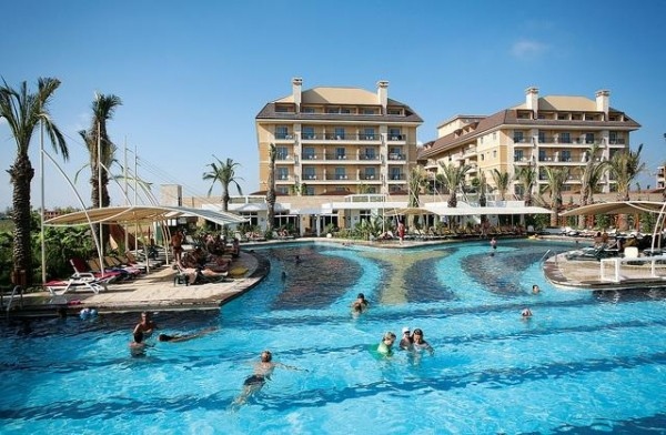 HOTEL CRYSTAL FAMILY RESORT BELEK TURSKA DREAMLAND