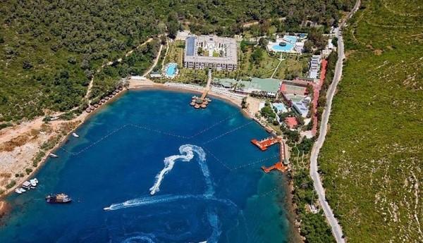 HOTEL CRYSTAL GREEN BAY BODRUM TURSKA SLIKE