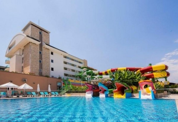 CRYSTAL WATERWORLD RESORT BELEK TURSKA SLIKE