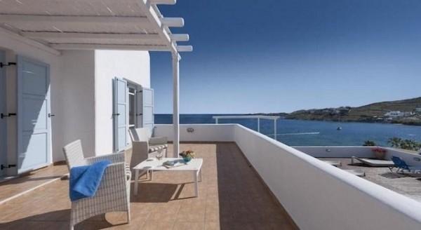 Hotel Deliades 4* Balkon