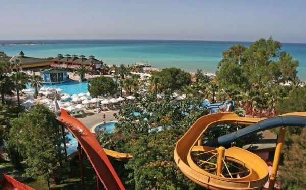 TURSKA AVIONOM ALL INCLUSIVE HOTELI