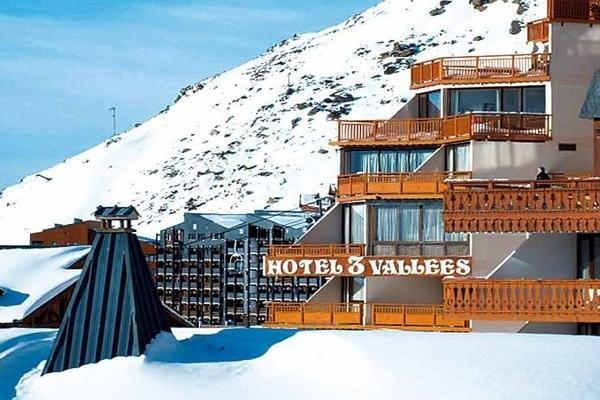 Francuska skijanje zimovanje Val Thorens