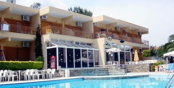 Hotel Dionysos HALKIDIKI HOTELI KASANDRA LETO PONUDA