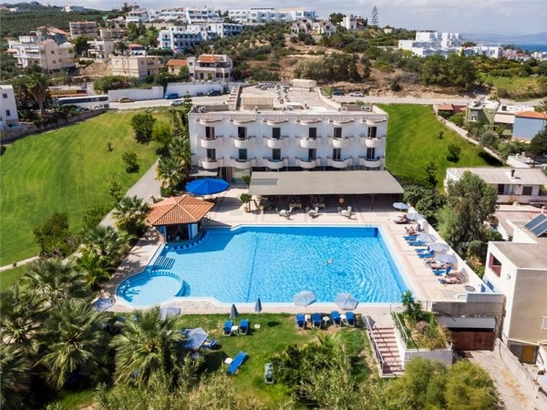 HOTEL DORE KRIT GRČKA DREAMLAND