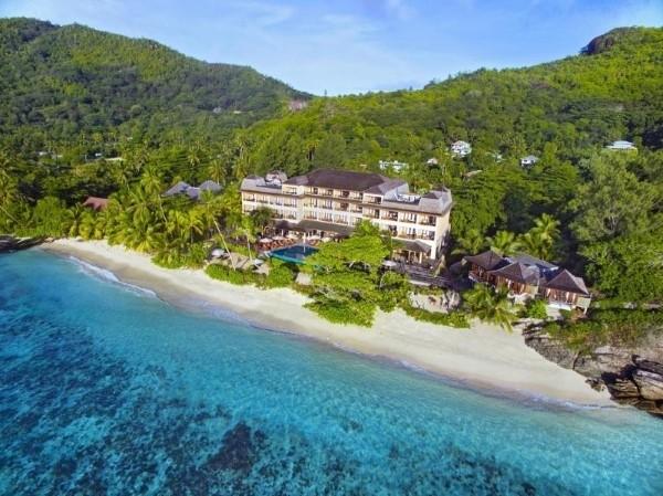 Hotel Double Tree Hilton Allamanda Sejšeli paket aranžman povoljno