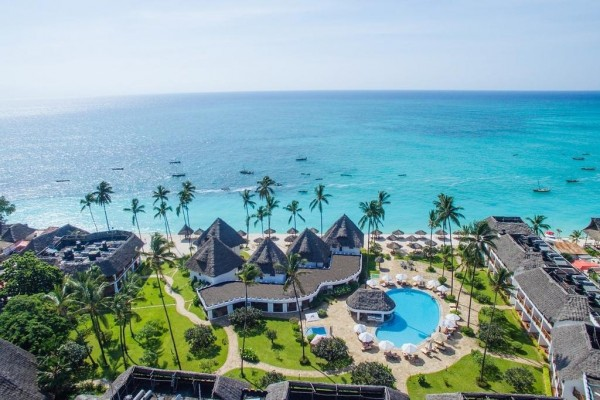 Hotel Doubletree by Hilton Zanzibar letovanje 2020 afrika ostrvo more okean