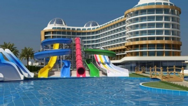 HOTEL DREAM WORLD AQUA SIDE TURSKA