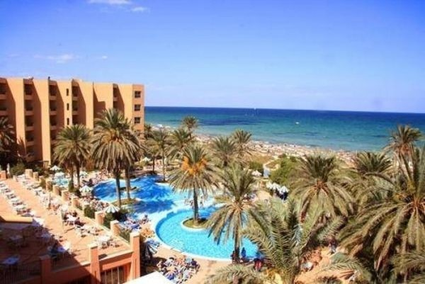 HOTEL EL KSAR RESORT AND THALASSO 4* - Sus Panorama