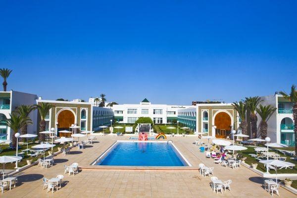 HOTEL EL MOURADI CAP MAHDIA TUNIS LETO PONUDA ALL INCLUSIVE