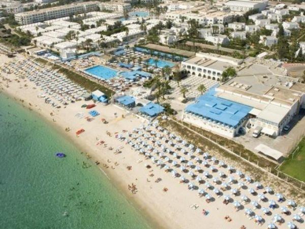 HOTEL EL MOURADI CLUB SELIMA TUNIS CENE PONUDE