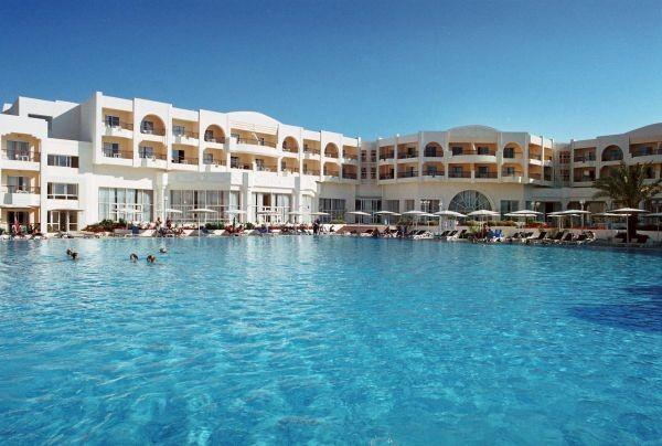 Hotel El Mouradi Gammarth Tunis smestaj