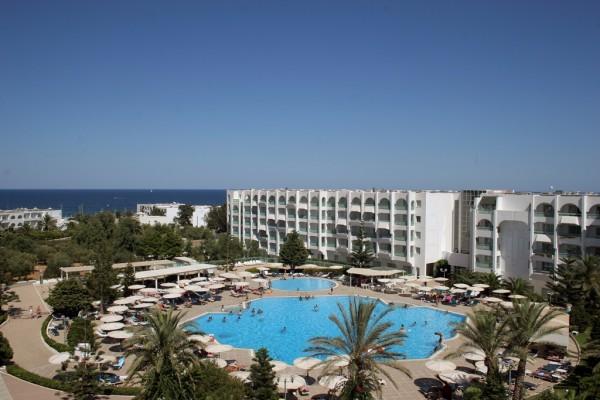 HOTEL EL MOURADI PALACE PORT EL KANTAOUI TUNIS CENE PONUDA ARANZMANI LETO