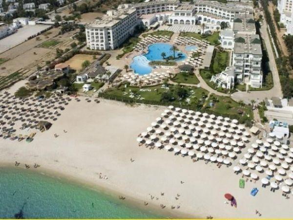 HOTEL EL MOURADI PALM MARINA ARANZMANI AVIO ALL INCLUSIVE