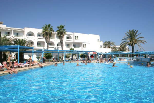 PORT EL KANTAOUI TUNIS CENE HOTELI SA 4* ALL INCLUSIVE