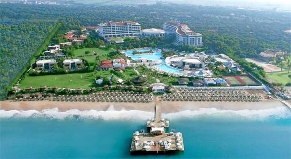 HOTEL ELA QUALITY RESORT BELEK TURSKA SLIKE