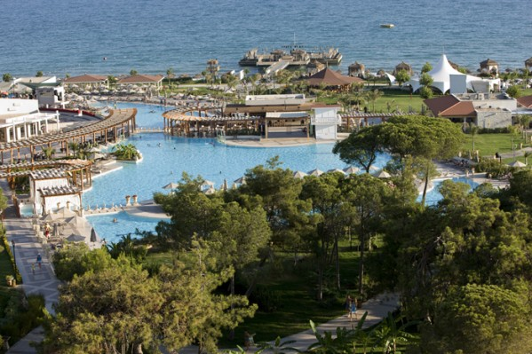 HOTEL ELA QUALITY RESORT TURSKA BELEK LETOVANJE